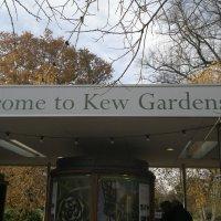 Kew Gardens - Autumn visit