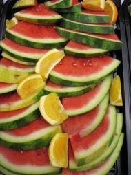 watermelon, fruit
