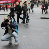 Photowalkers #TRLondon2015