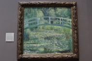 Monet, Waterlily Pond