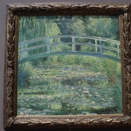 Monet, Waterlily Pond