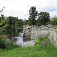 Italian gardens in London