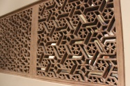Wooden screens