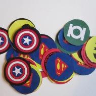 superhero signs