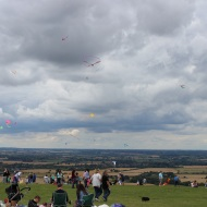 Dunstable Downs kites