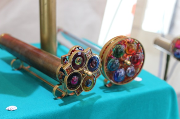 Steampunk kaleidoscopes