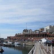 Ramsgate harbour