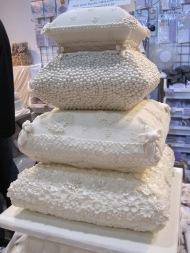 Pillow stack cake