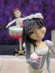 Sugar craft figures