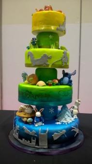 Children's cake
