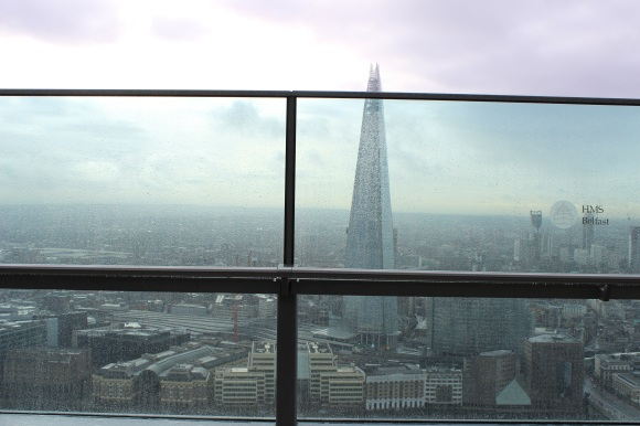 Viewing platform Shard