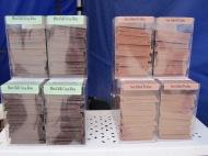 Chocolate stacks