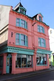 Colourful shop