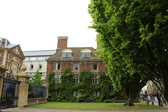 St Catherine's College