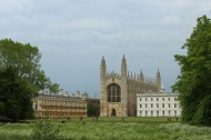 Kings College from the back