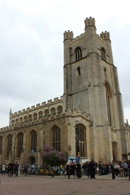 Great St Mary's Church