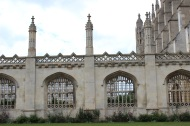 Kings College detail
