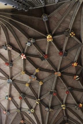 Embellished ceiling