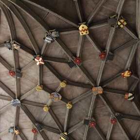 Embellished ceiling