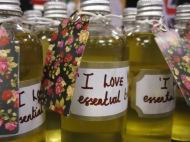 I love oils