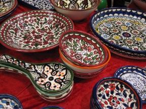 Palestine style plates