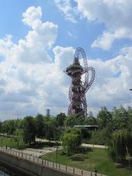 Orbit viewing tower
