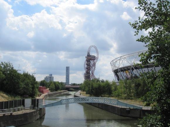 Olympic Staduim, Orbit and Park