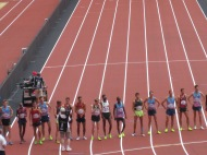 Long distance runners