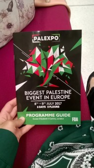 Palestine Expo guide