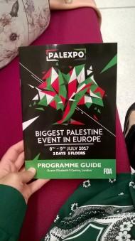 Palestine Expo guide