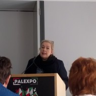 Yvonne Ridley talk