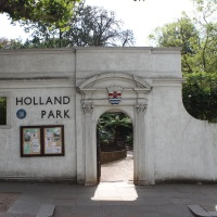 Holland Park, London