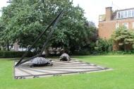 Tortoise sundial
