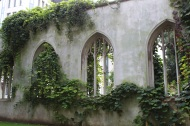 Small arched windows