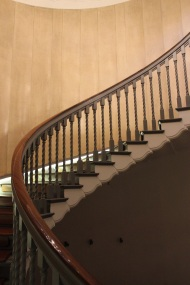 Cecil Brewer staircase