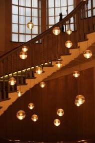 Bocci chandelier