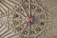 Wolsey's Gatehouse Vaulted ceiling