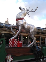 Silver Reindeer, Covet Square Garden