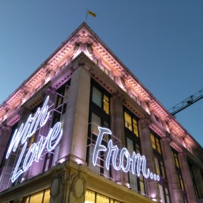 Selfridges, Oxford Street