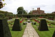 The First Pond garden
