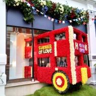 Flower bus