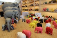 Elephant shop