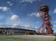 Olympic Stadium and Orbit