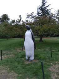 Penguin by John Baldessari