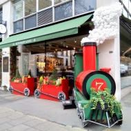 Steam Train, Mayfair