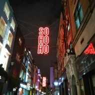 Soho lights