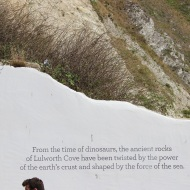 Lulworth Cove text
