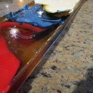 Hardening mixture
