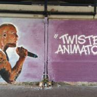 Keith Flint street art