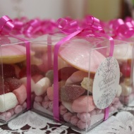 Sweet favour boxes
